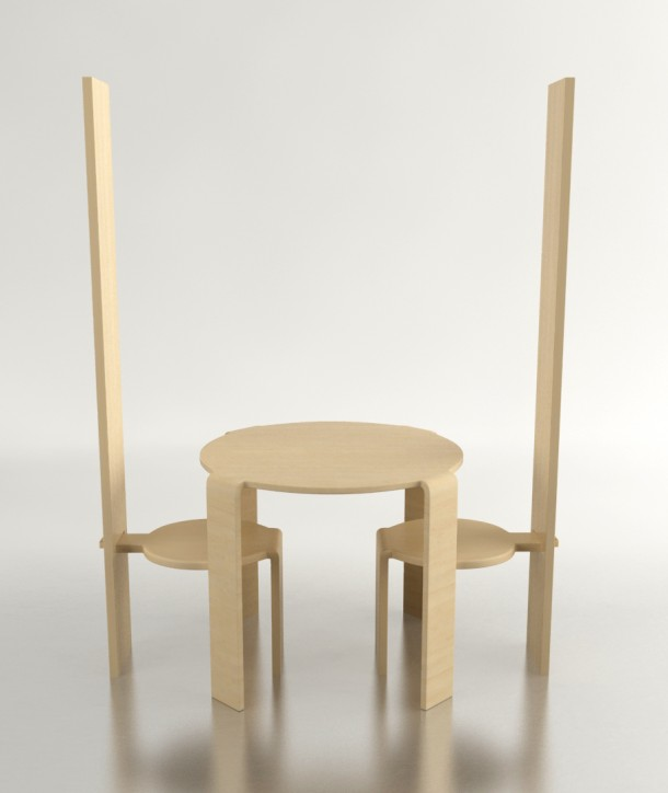 Table Et 4 Chaises Mac Ensemble Grand OPlXwiTZuk